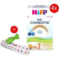HiPP Combiotik HA 2 (4× 500 g) + plena + kolíček - Kojenecké mléko