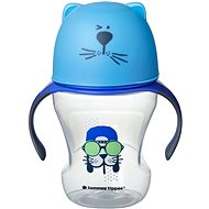Tommee Tippee Soft 230 ml 6m+ Blue