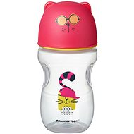 Tommee Tippee Soft 300 ml 12m+ Pink - Dětský hrnek
