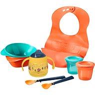 Tomme Tippee Sada na krmení 4m+ - Dětská jídelní sada