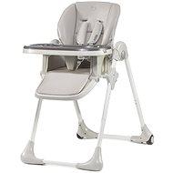 Kinderkraft YUMMY grey - Jídelní židlička