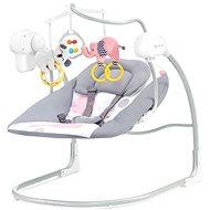 Kinderkraft Minky Pink 0m+ - Dětské lehátko