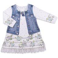 Kitikate SUNA Šaty 86 - Šaty pro miminko