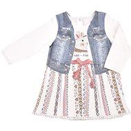 Kitikate ZEYNEP Šaty 62 - Šaty pro miminko