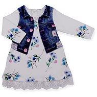 Kitikate ECRIN Šaty 86 - Šaty pro miminko