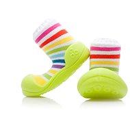ATTIPAS RainBow Green - Dětské boty