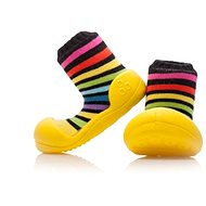 ATTIPAS RainBow Yellow - Dětské boty