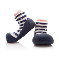 ATTIPAS Boots size Marine Avel. M03-Arrow (Navy) Size S (96-108 mm) - Baby booties