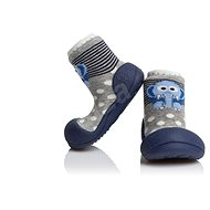 ATTIPAS Zoo Navy - Childrens shoes