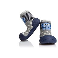 ATTIPAS Zoo Navy vel. M - Dětské boty