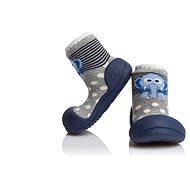 ATTIPAS Zoo Navy vel. XL - Dětské botičky