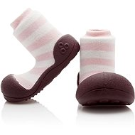 ATTIPAS Natural Herb Pink vel. XL - Dětské boty