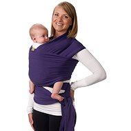 Boba Nosič dětí - šátek Boba Wrap - Purple - šátek