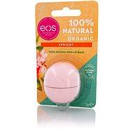 EOS Sphere Lip Balm 100% Natural Organic Apricot 7 g - Balzám na rty