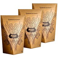 Balada Coffee Panama, zrnková káva, 250g; 3x - Set