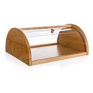 BANQUET Chlebník gumovník BRILLANTE 36 x 27 x 15 cm, s plastovým víkem - Chlebník