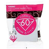 Hario papírové filtry pro V60-01 100 ks - Filtr na kávu