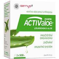 Barny´s ACTIValoe® FORTE Lékárenská aloe 2x500 ml