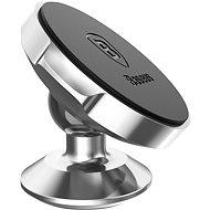 Baseus Small Ears Series Magnetic Vertical Bracket stříbrný - Držák na mobilní telefon