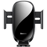 Baseus Smart Car Mount Cell Phone Holder Black