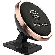 Baseus 360-degree Rotation Magnetic Mount Holder Rose Gold - Držák na mobilní telefon