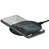 Baseus Cobble Wireless Charger 15W Black - Bezdrátová nabíječka