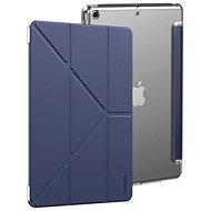 "Baseus Jane Y-Type Leather Case pro iPad 10,2"" (2019) Blue - Pouzdro na tablet"