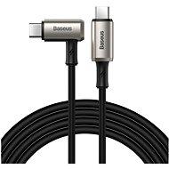 Datový kabel Baseus Hammer Type-C PD USB-C 3.1 Gen2 100W (20V / 5A / 10Gbps) 1.5m Black