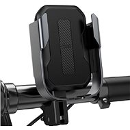 Baseus Armor Motorcycle and Bicycle Holder, Black - Mobile Phone Holder