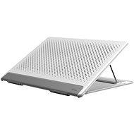 """Baseus Portable Laptop Stand, White&Gray 15"""" - Stojan na notebook"""