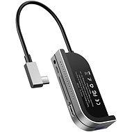 Baseus Multifunctional USB-C HUB CAHUB-WJ0G, Dark gray - USB Hub