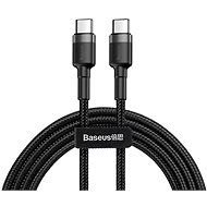 Baseus Flash Charging 60W USB-C Cable 1m gray/black