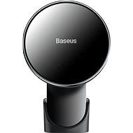 Baseus Big Energy Car Mount Wireless Charger Black - Bezdrátová nabíječka