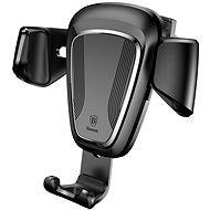 Baseus Gravity Car Mount Black - Držák na mobilní telefon