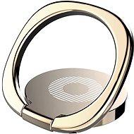 Baseus Privity Ring Bracket Gold - Držák na mobilní telefon