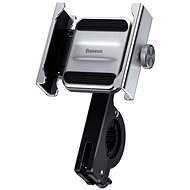 Baseus Knight Motorcycle and Bicycle Holder silver