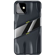 Baseus Airflow Cooling Game Protective Case for Apple iPhone 11 Pro grey/yellow - Kryt na mobil