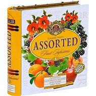 BASILUR Fruit Infusions Book Summer Fiesta Tin 32x1,8g - Tea