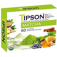 TIPSON BIO Matcha Kazeta Variace přebal 60x1,5g - Čaj