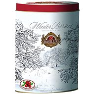 BASILUR Winter Berries Cranberries plech 100g - Čaj