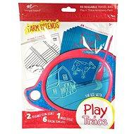 Boogie Board Play and Trace - Zemědělští přátelé, vyměnitelná šablona - Příslušenství