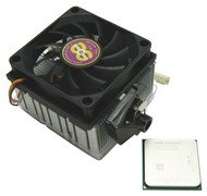 AMD Sempron 64 3000+ HT Palermo socket 754 + chladič Spire (Speeze) E742B3, white box, 24 měsíců zár - Procesor