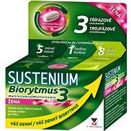 Sustenium Biorytmus 3 multivitamin ŽENA, 30 tbl - Multivitamín