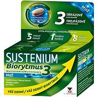Sustenium Biorytmus 3 multivitamin MUŽ, 30 tbl - Multivitamín