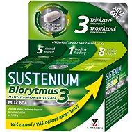 Sustenium Biorytmus 3 multivitamin MUŽ 60+, 30 tbl - Multivitamín