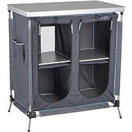 Bo-Camp Rapid Cooking Cupboard, 80 x 47 x 84cm - Furniture
