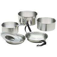 Bo Camp Pan set Safari 8-piece aluminium - Sada nádobí