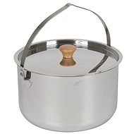 Bo-Camp UO Stainless steel pan with handle XL