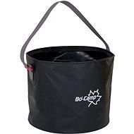 Bo-Camp Collapsible bucket 9L Black - Kempingové nádobí