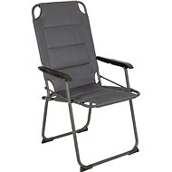 Bo-Camp Chair Copa Rio Classic Air Padded grey - Křeslo